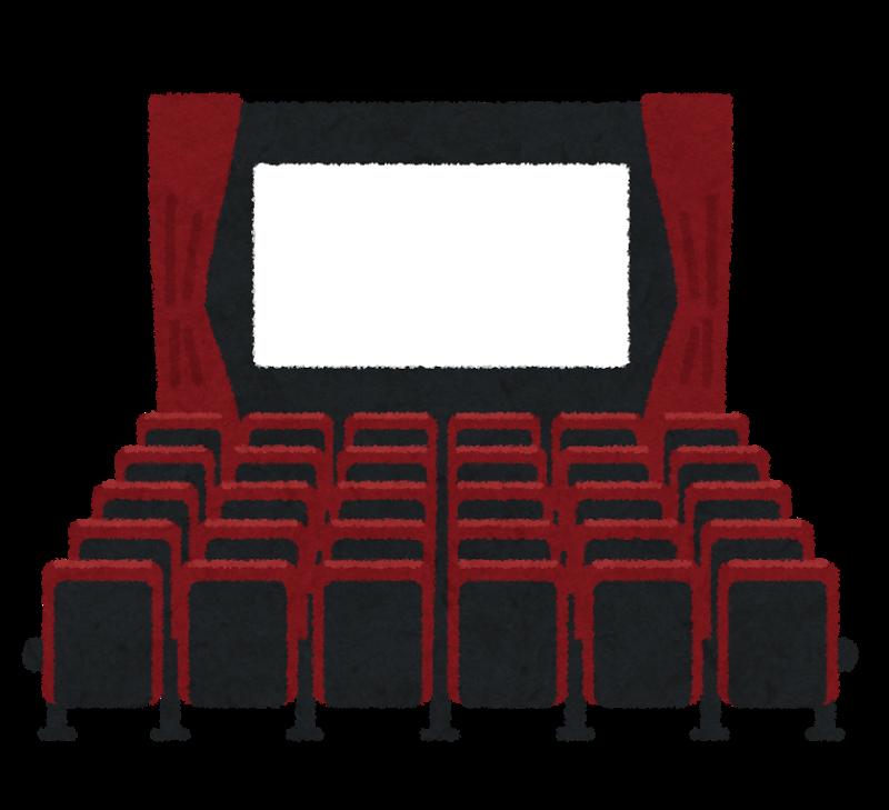 映画館、美術館、ライブハウス、公園